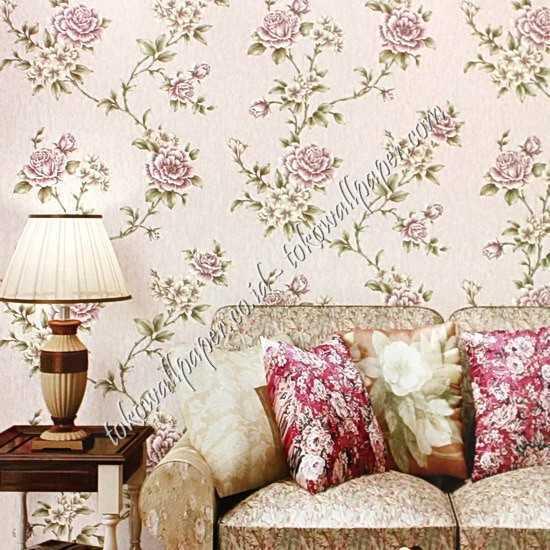 Jual wallpaper dinding murah Charm  di Depok
