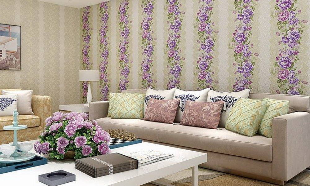 karyarumahtangga.com - pusat distributor wallpaper foam 3d wallpaper sticker dinding furniture minimalis modern
